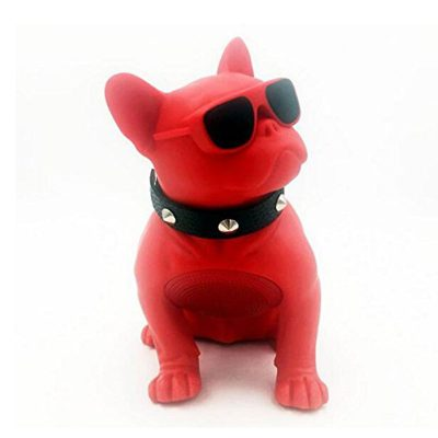 mini parlante bluetooth bulldog