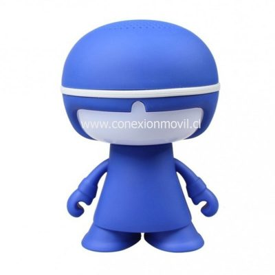 Mini Parlante Bluetooth Robot