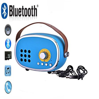 MINI RADIO VINTAGE BLUETOOTH