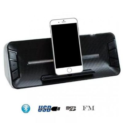 PARLANTE BLUETOOTH RECARGABLE