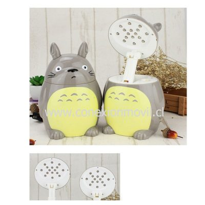 lampara plegable de totoro recargable