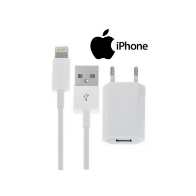 CARGADOR DE IPHONE ORIGINAL CON CABLE